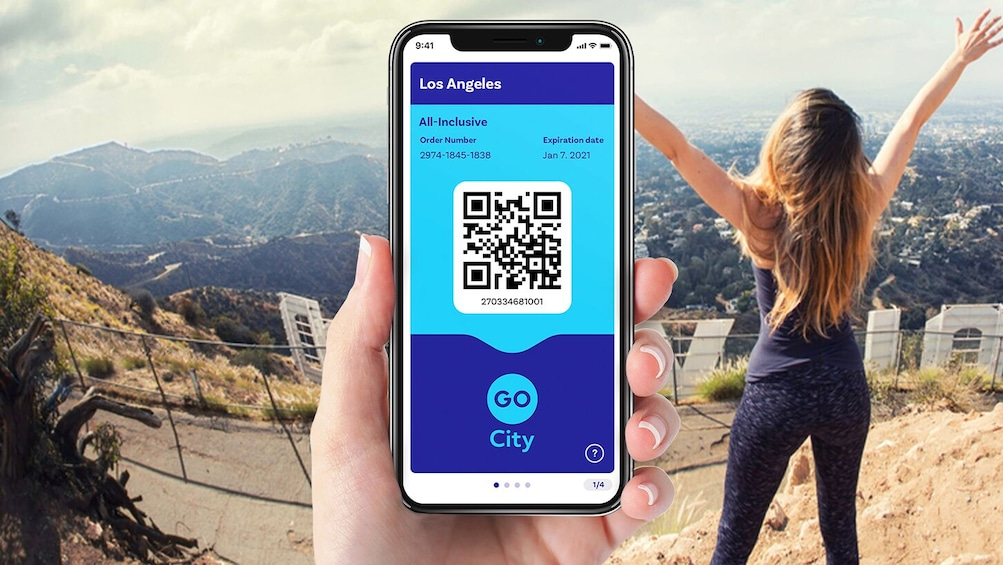 Go City: Los Angeles All-Inclusive Pass with 40+ Attractions