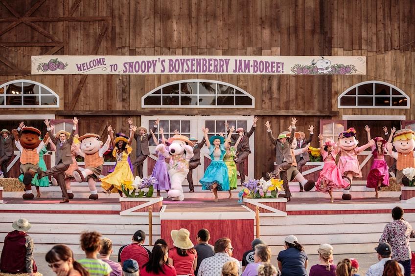 Knott's Berry Farm Tickets
