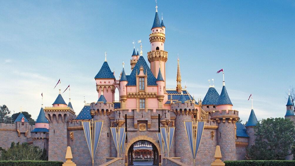 Show item 2 of 9. Sleeping Beauty's castle.