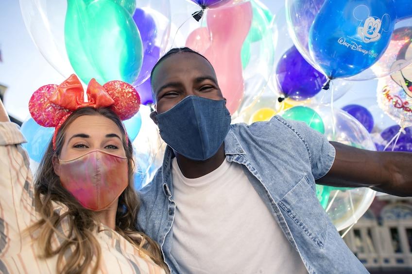 Åpne bilde 1 av 9. Disneyland® Resort Tickets