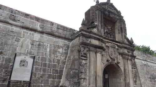 Fort Santiago in Manila