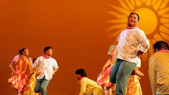 Filipino Cultural Dance Show & Dinner