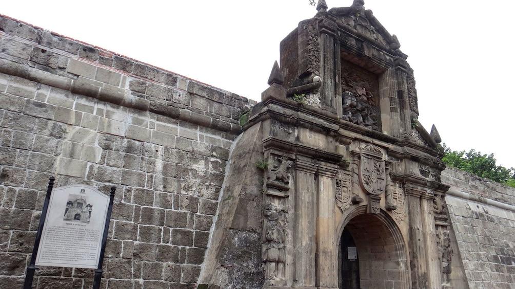 Show item 1 of 7. Fort Santiago in Manila
