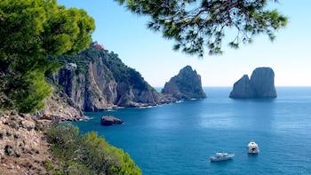 Capri & Anacapri Day Trip from Sorrento
