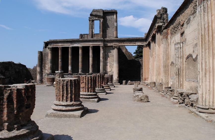 Pompeii & Mount Vesuvius Tour from Sorrento