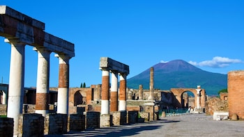 Pompeii & Mount Vesuvius Tour from Sorrento
