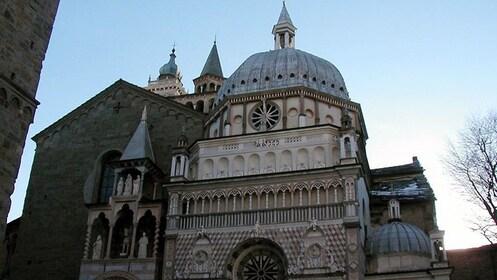 building near Milan