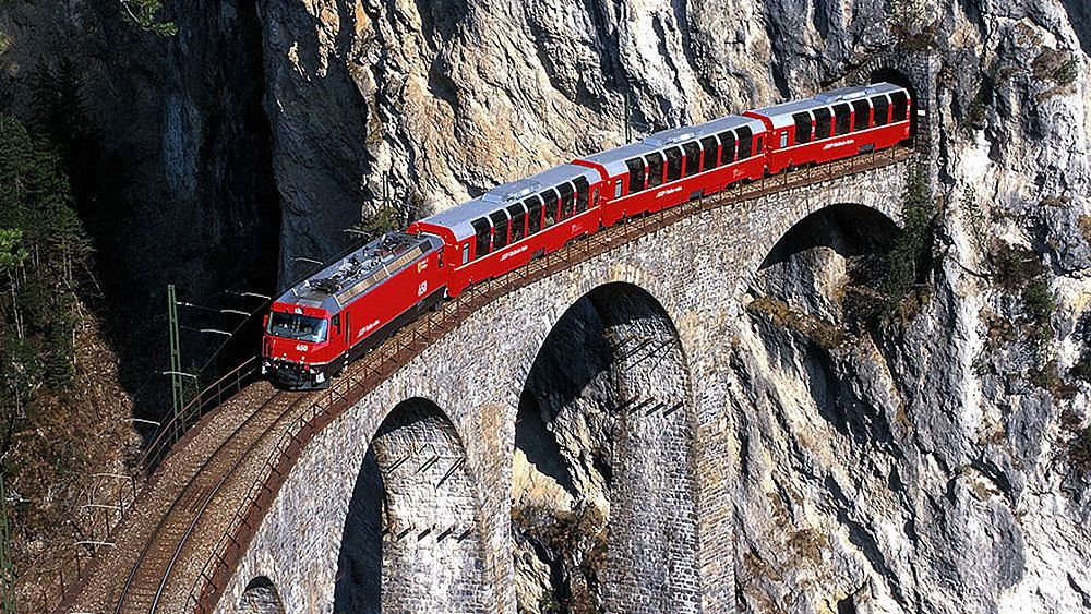 train in milan