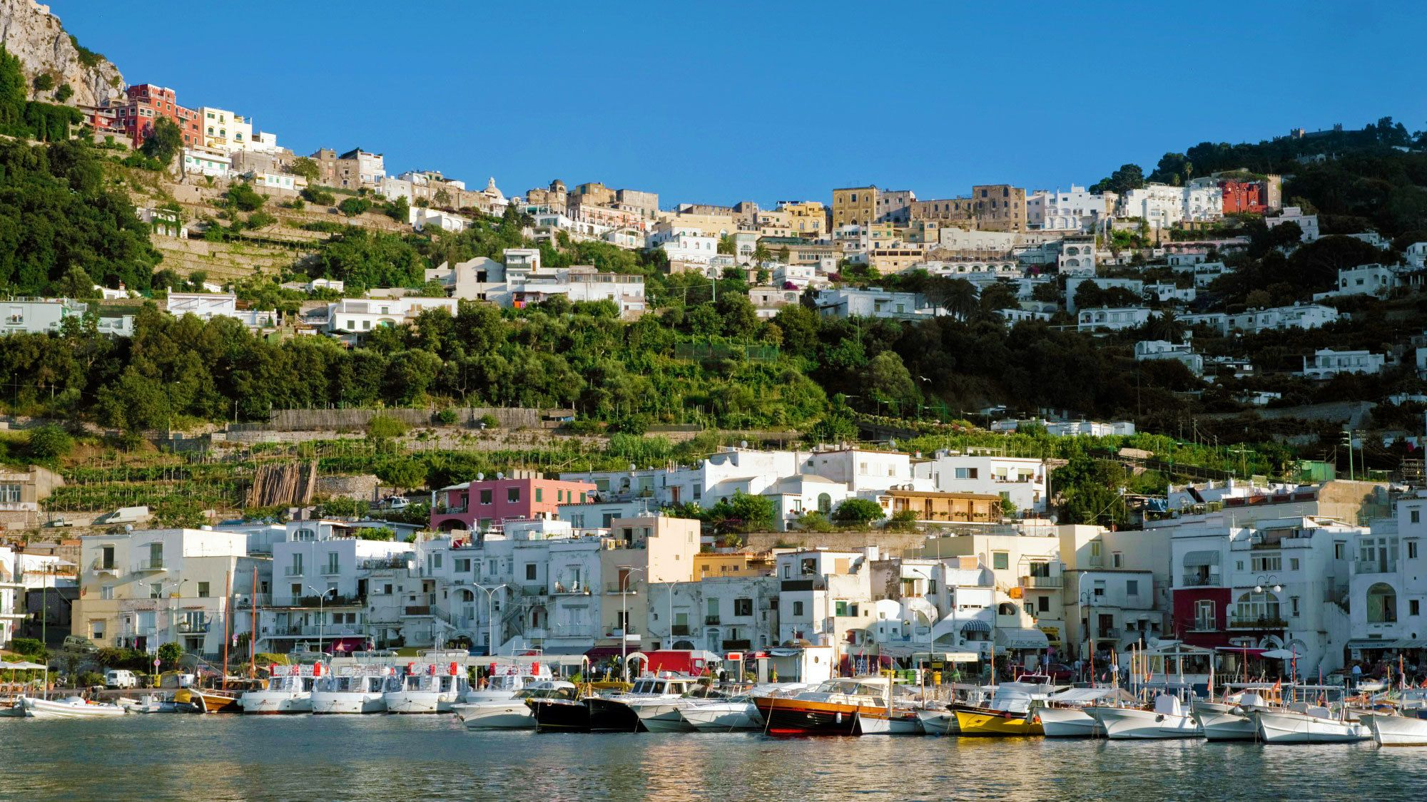 Tagesausflug nach Capri von Neapel