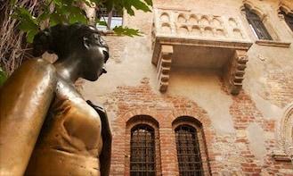 Excursie naar Verona en het Gardameer