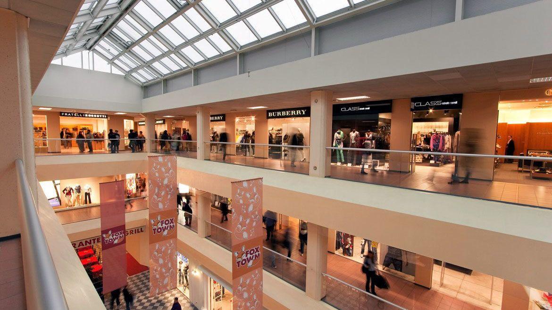 Shopping e moda