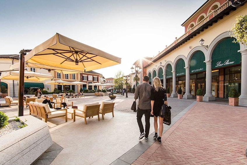 Show item 3 of 6. Serravalle Designer Outlet Mall