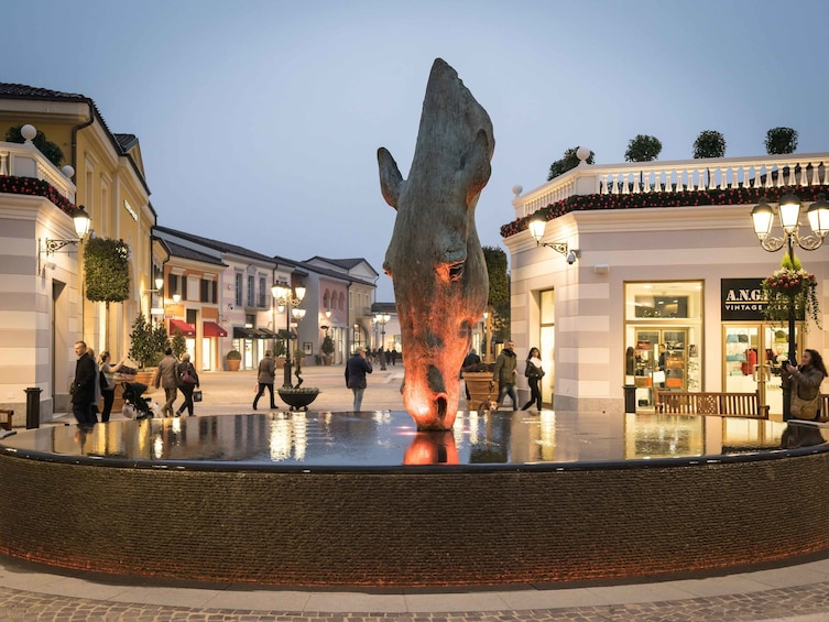 Show item 5 of 6. Serravalle Designer Outlet Mall