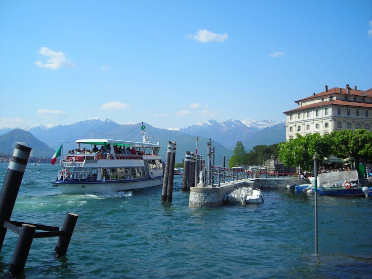 Show item 3 of 6. Lake Maggiore - half day trip from Milan
