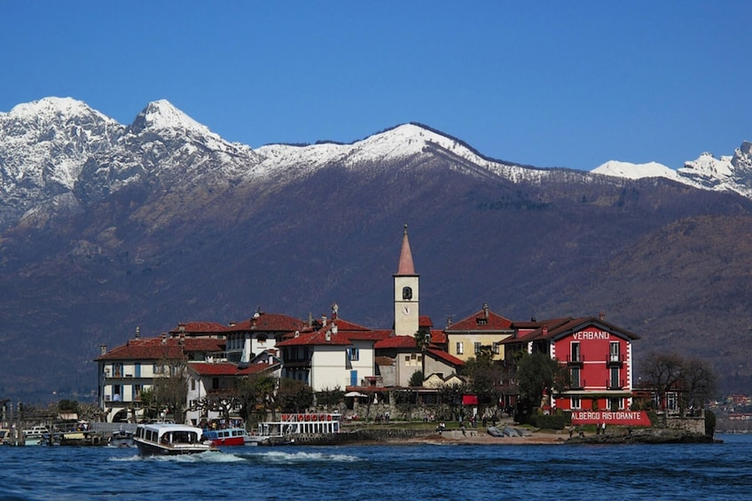 Lake Maggiore - half day trip from Milan