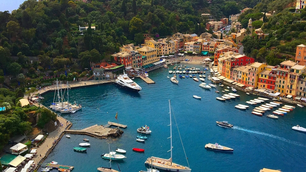 Genoa & Portofino Day Trip