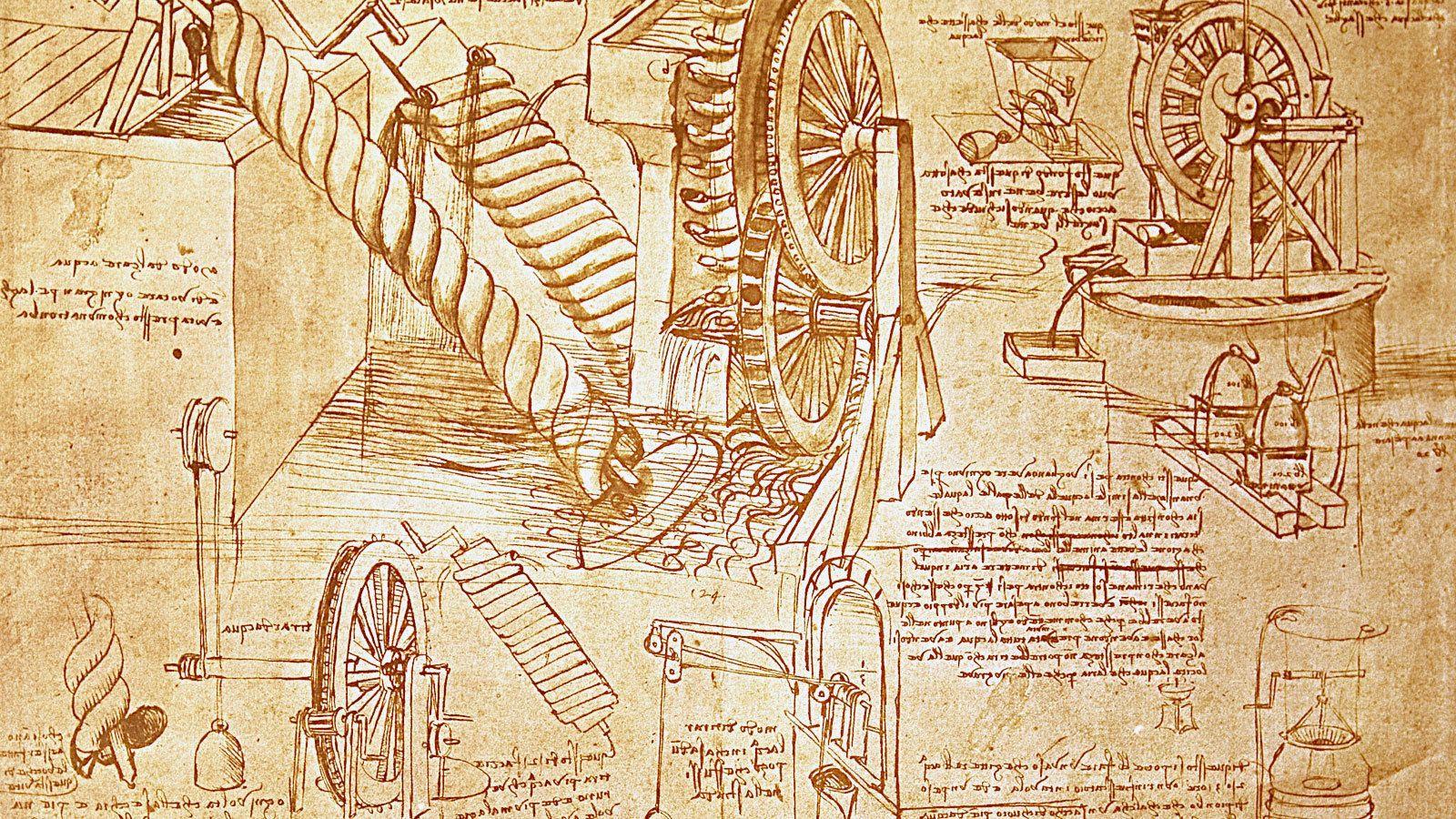 Accès prioritaire à La Cène et au Codex Atlanticus de Léonard de Vinci