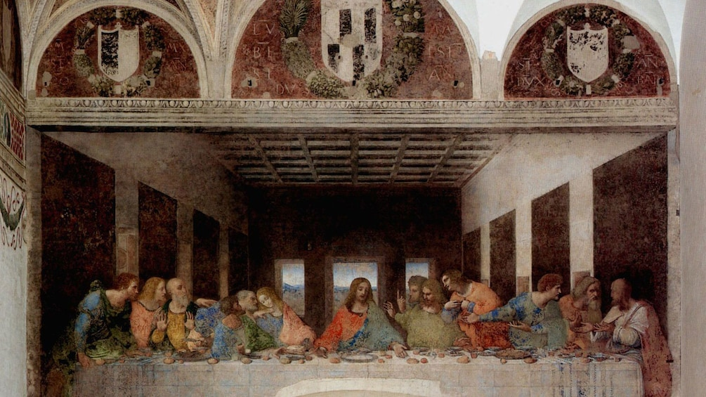 Foto 5 von 9 laden the last supper painting in italy
