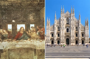 Semi-Private: Skip-the-Line Best of Milan & The Last Supper