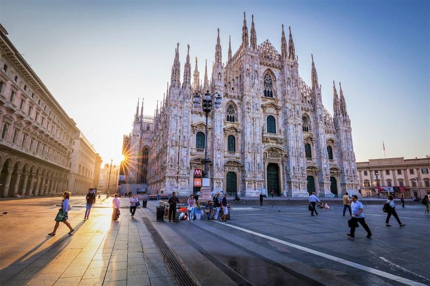 Ver elemento 3 de 10. Semi-Private: Skip-the-Line Best of Milan & The Last Supper