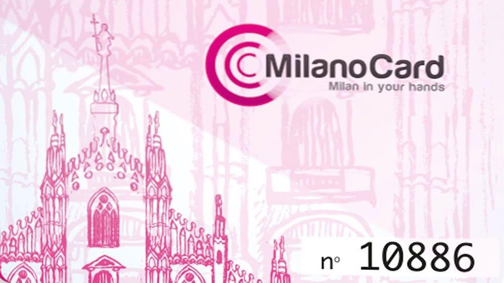 Foto 1 von 5 laden Milan Card cover image