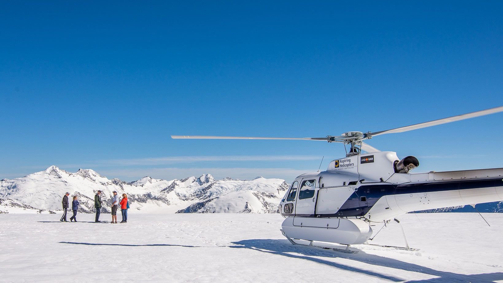 Scenic Helicopter Flight with Glacier Landing