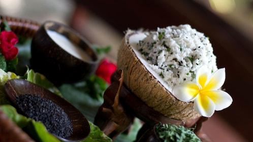 rice dish in Koh Samui