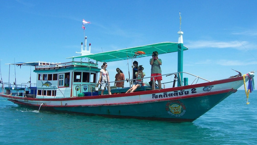 แสดงภาพที่ 1 จาก 5 Fishing boat in Koh Samui
