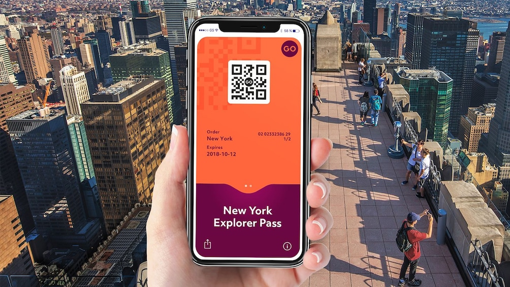 Cargar ítem 1 de 10. New York City Explorer Pass: 90+ Tours & Attractions