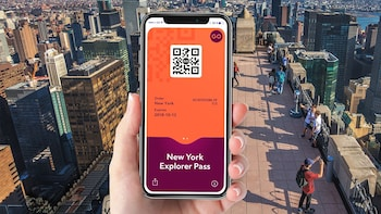 Laissez-passer New York City Explorer Pass : plus de 90 visites et attracti...