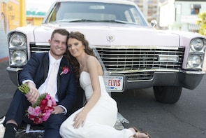 Lets Get Hitched Wedding Package at Graceland Wedding Chapel