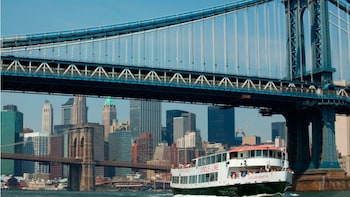 Landemerke i New York- og Havnecruise