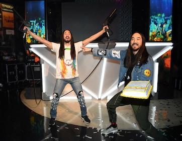 Steve Aoki at Madame Tussauds Las Vegas DJ Experience Launch_4.JPG