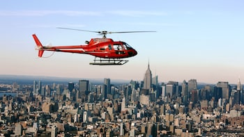 Big Apple helikoptertur i New York