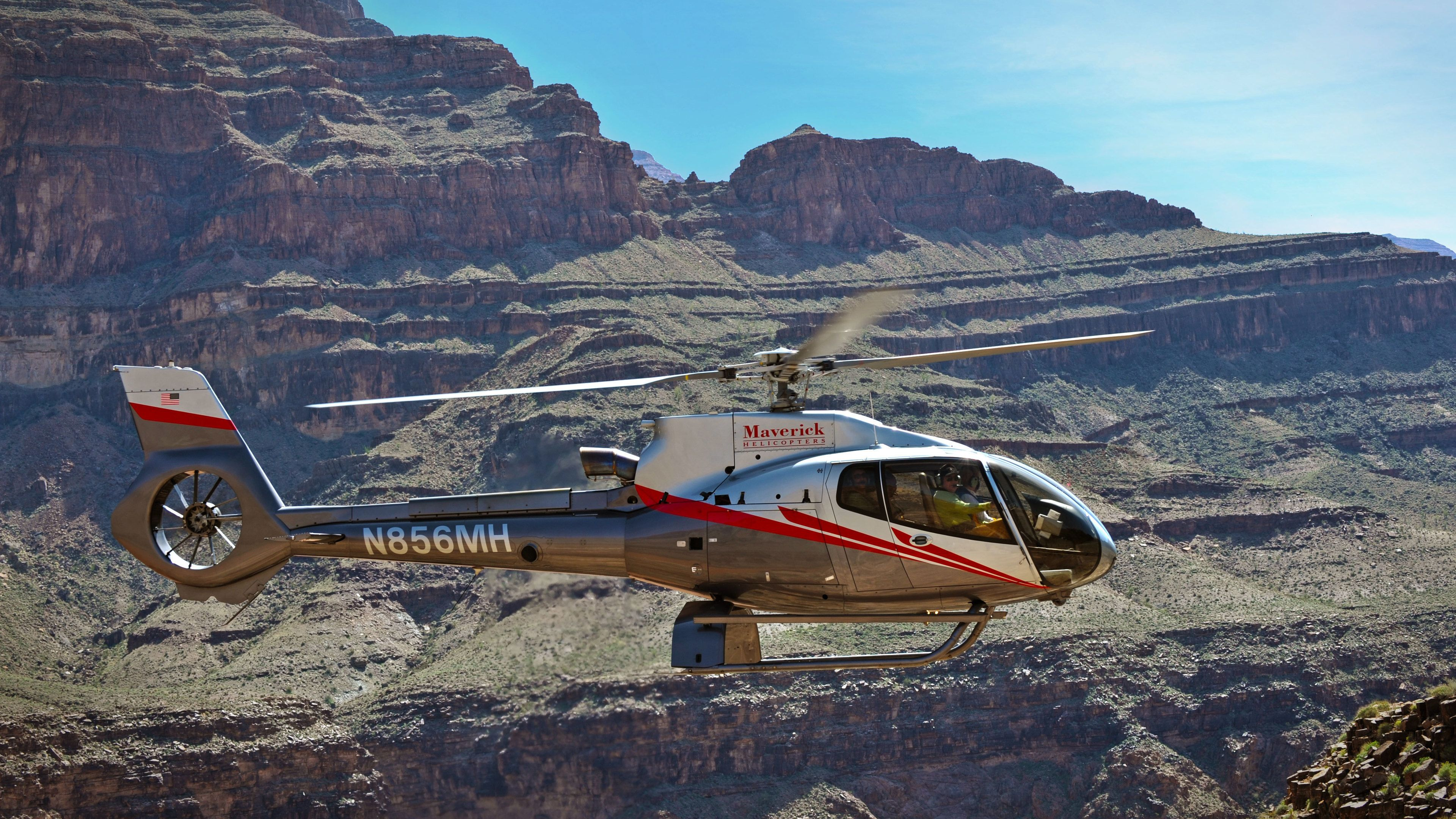 Grand Canyon West Air Tour