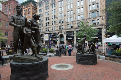 Boston & the Freedom Trail Day Trip from New York