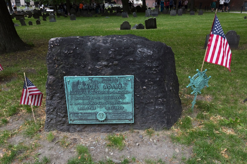 Show item 5 of 8. Boston & the Freedom Trail Day Trip from New York