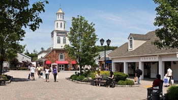 Shopping-Tour zu den Woodbury Common Premium Outlets