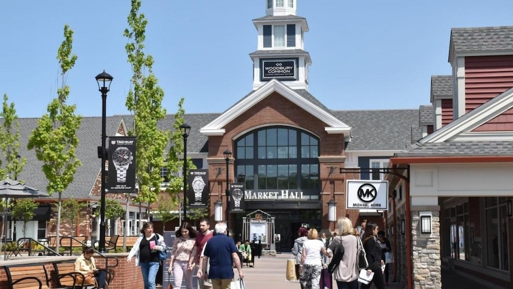 Show item 2 of 10. Shopping Excursion to Woodbury Common Premium Outlets