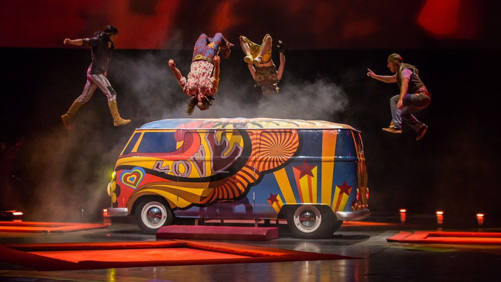 The Beatles® LOVE™ by Cirque du Soleil®