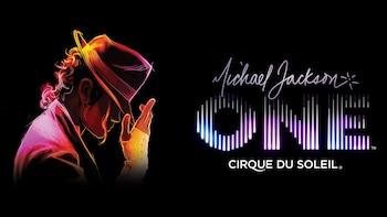 ONETM van Michael Jackson door Cirque du Soleil®