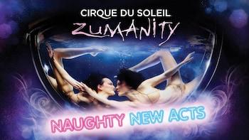 ZumanityTM, do Cirque du Soleil®