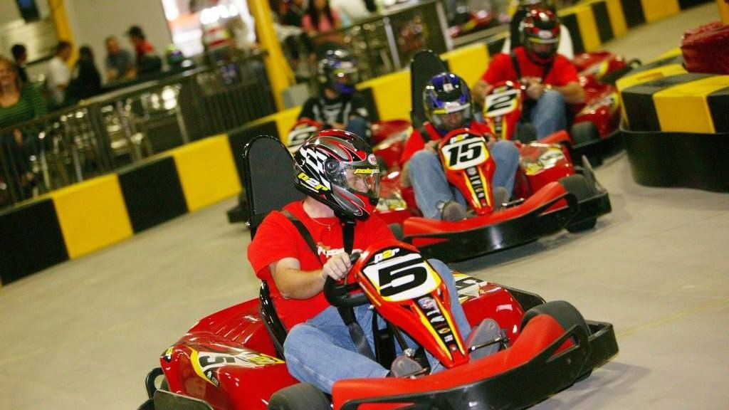 Indoor Go Karts in Las Vegas Nevada