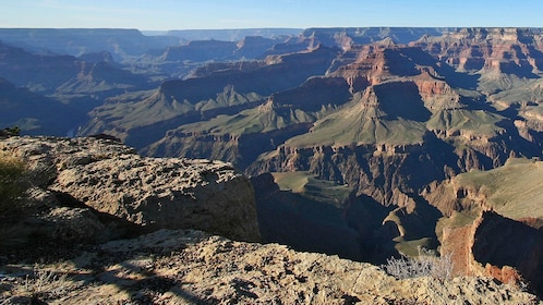 Landscape view of the Grand Canyon in Las Vegas