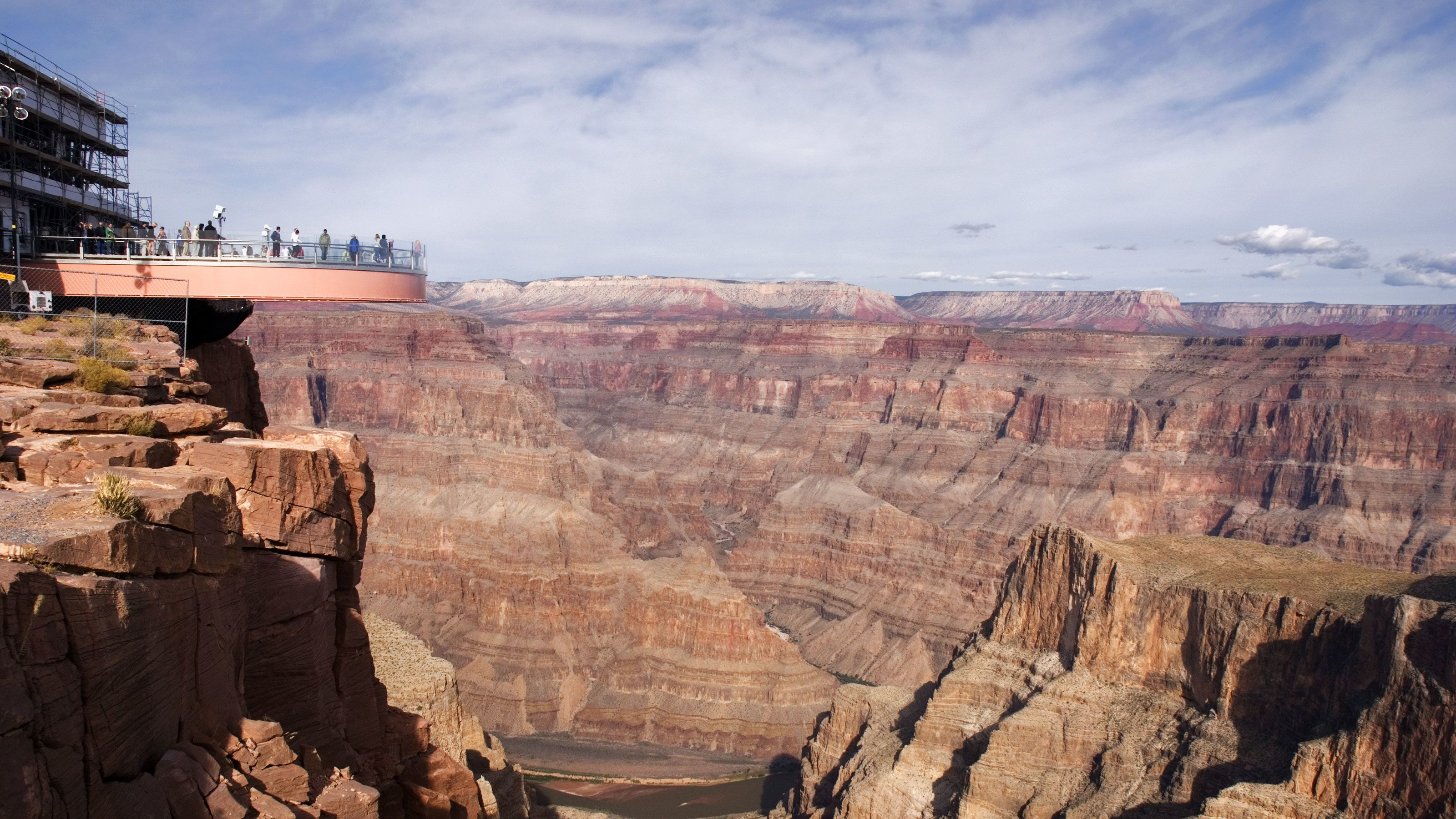 Grand Canyon West Rim Bus Tour