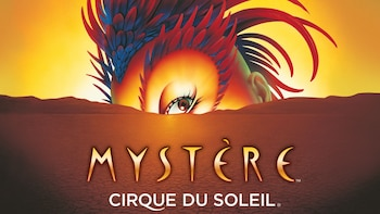 Mystère by Cirque du Soleil at Treasure Island