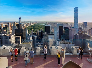 Top of the Rock Observation Deck: Flexible Date Ticket