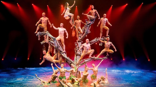 Le Rêve The Dream at the Wynn Las Vegas