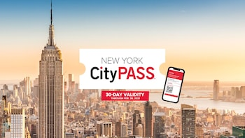 New York CityPASS: Admission to Top 6 New York Attractions