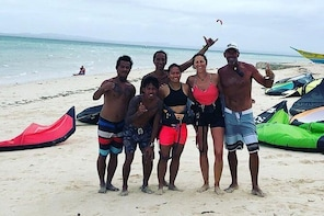 Kitesurfing Lesson - One Day Group Booking